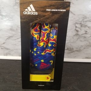 Adidas Predator Junior Fingersave Goalie Gloves